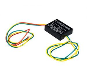 3 to 2 Wire LED Light Converter Trailer Adapter (FOR USE WITH OUR LED ROLLPANS)
