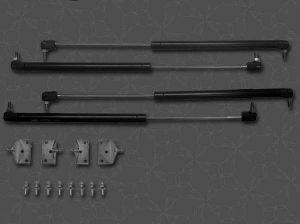 Heavy Duty Lambo Vertical Upright Door Shock Upgrade (4)