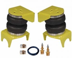 Universal Tow Helper Air Bags and Brackets Kit (Bags Included)