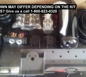 Volkswagen Complete Air Bag Suspension Kits - X2 Industries
