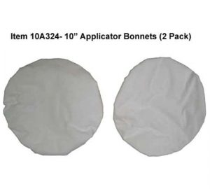 10″ Terrycloth Applicator Bonnets – 2 Pack