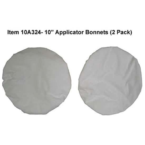 10″ Terrycloth Applicator Bonnets – 2 Pack