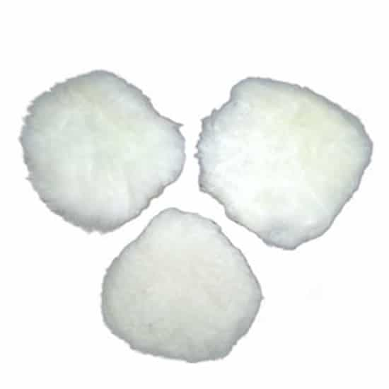 4″ Wool Polishing Pads Accessory Pack