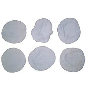 6″ Terrycloth Bonnet Value Pack