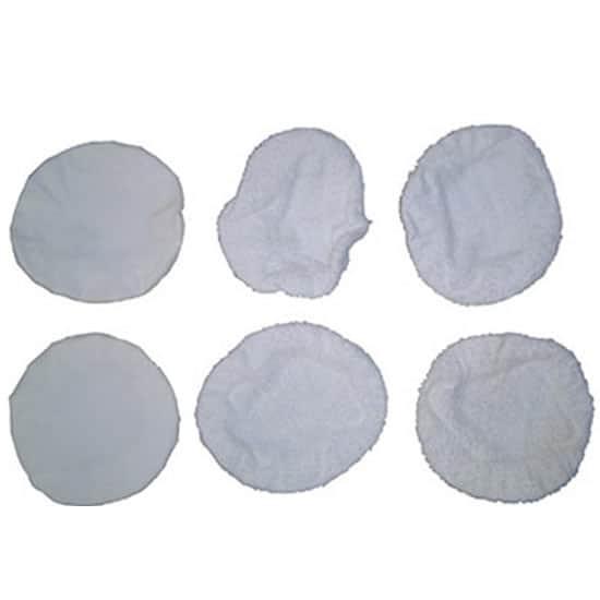 6″ Terrycloth Bonnet Value Pack