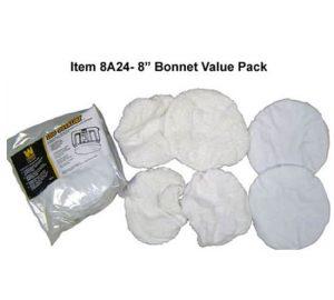 8″ Terry Cloth Bonnet Value Pack
