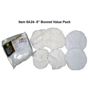 8″ Terry Cloth Bonnet Value Pack