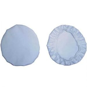 8″ Terry Cloth Polishing Bonnet, 2 Pack
