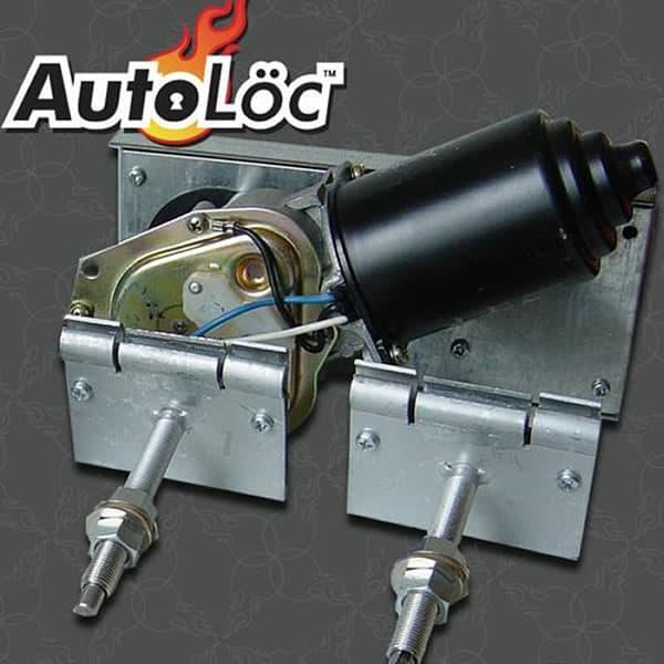 Heavy Duty Power Windshield Wiper replacement Motor