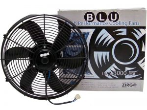 14″ 2122 fCFM High Performance Blu Cooling Fan
