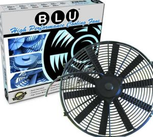 16″ 2803 fCFM High Performance Blu Cooling Fan