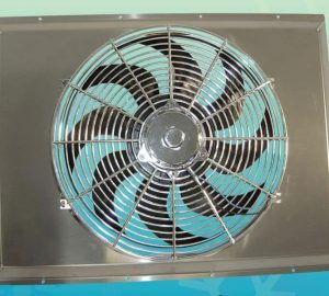 19.5″ x 20″ x 1″ Fabricated Aluminum Fan Shroud