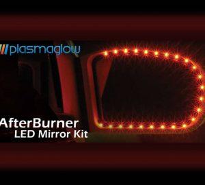 Afterburner LED Mirror Kit (PAIR)