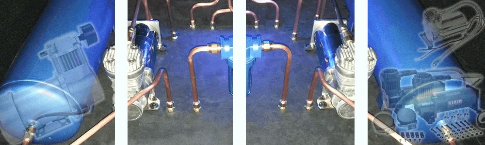 custom aftermarket air compressors