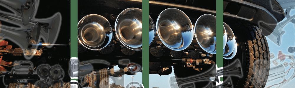train truck air horn kits and parts