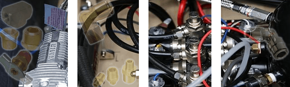 air suspension, airline fittings