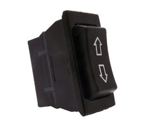 3 Position Rocker Switch with Arrows