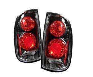 00-02 Toyota Tundra Altezza Tail Lights – Black