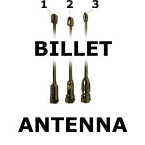 Billet Antenna Fits All Vehicles