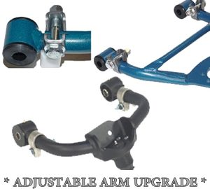 Lift or Drop Adjustable Control Arms **UPGRADE**