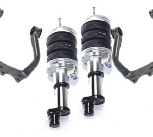 1986-1989 Honda Accord Front Air Suspension, Strut Kit & C-Arms (no fittings)