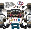 MINI Car OR Truck EXTREME FBSS Air Suspension Kit With Triangulated 4 Links & C-Notch