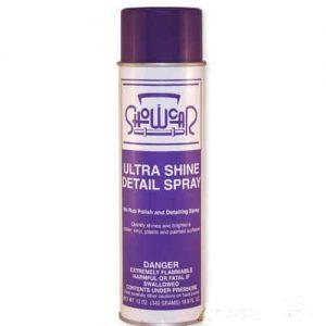 Ultra Shine for Rubber Vinyl Chrome and Plastic