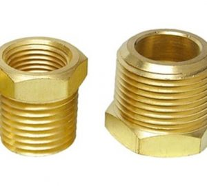Reducer Bushing – 1/2″ NPT Male to 1/4″ NPT Female Air Fitting