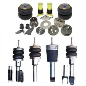 Front Air Suspension Kits