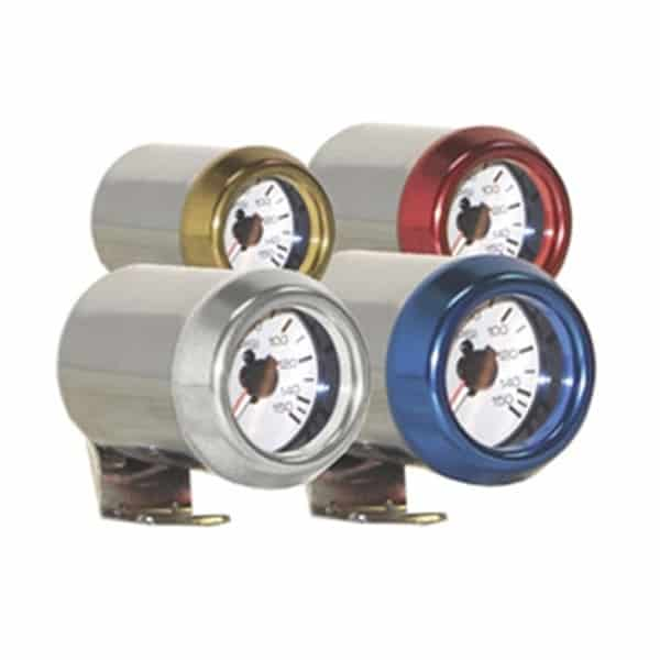 Anodized Aluminum Air Gauge Pod (Single Pod)