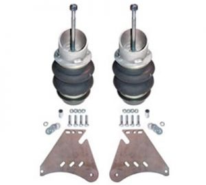 1955-1957 Chevrolet Impala, Belair, Biscayne Front Air Suspension Kit, Bracket Kit (no fittings)