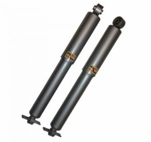 1998-2004 Land Rover Discovery II Series – KYB GR-2 Front Shock Absorber Kit (Sold in pairs)