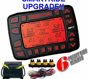 SMARTRIDE Multi-Function Digital Air Ride Computer Controller w/Pressure Senders **UPGRADE**