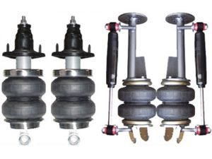 1986-1989 Honda Accord Rear Air Suspension, Strut Kit (no fittings)