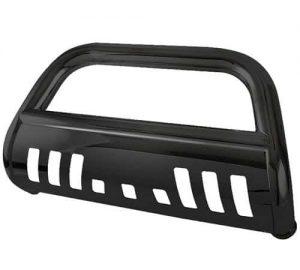 2002-2009 Chevrolet Trail Blazer, Envoy 3 inch Black Bull Bar