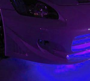 Digital Controled LED Underbody / Under Car Kit (single color)
