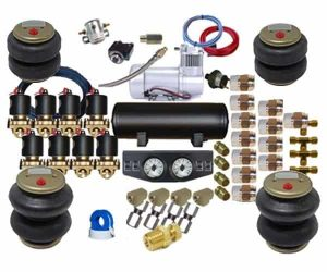 Complete Universal FBSS Air Ride Suspension Kit