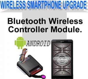 ANDROID SmartPhone Bluetooth Wireless FBSS Digital Air Controller **UPGRADE**