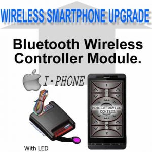 APPLE SmartPhone Bluetooth Wireless FBSS Digital Air Controller **UPGRADE**