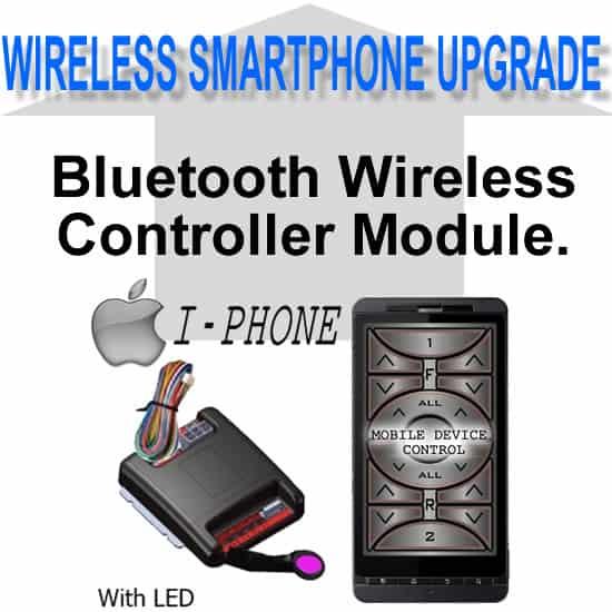 APPLE SmartPhone Bluetooth Wireless FBSS Digital Air Controller **UPGRADE**