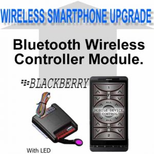 BLACKBERRY SmartPhone Bluetooth Wireless FBSS Digital Air Controller **UPGRADE**