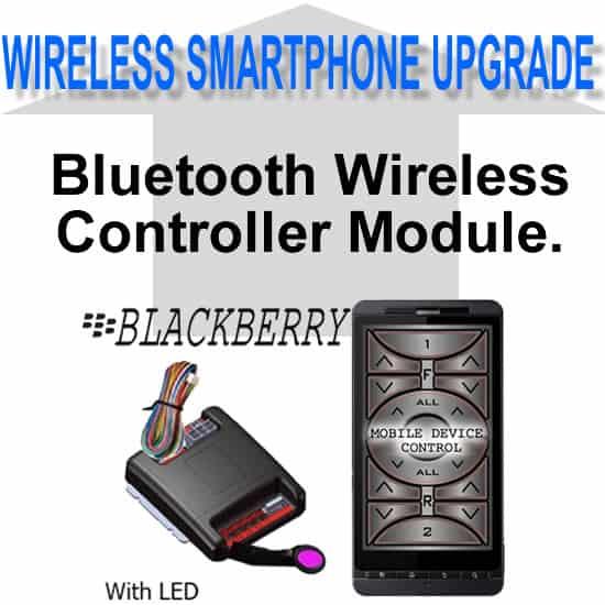 BLACKBERRY SmartPhone Bluetooth Wireless FBSS Digital Air Controller **UPGRADE**