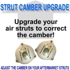 Adjustable Upper Strut Camber Plates (Pair) **UPGRADE**