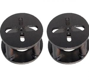 2.5″ Air Bag Suspension Spacers, Lifted Car or Truck (Pair)