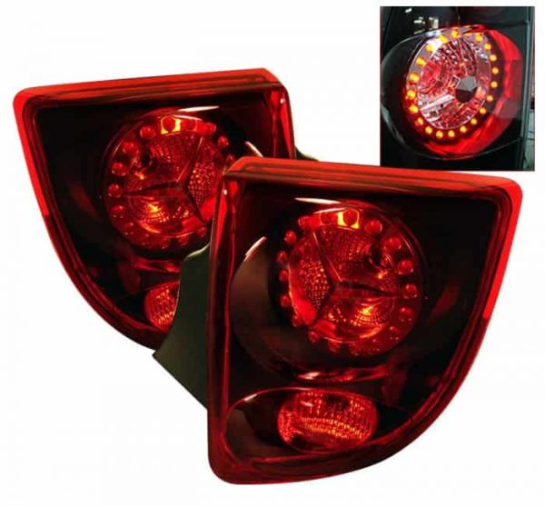 00-05 Toyota Celica LED Tail Lights - Red