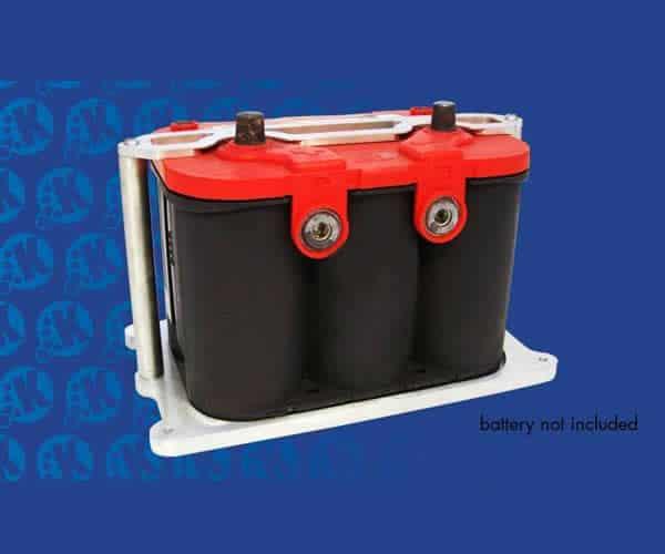 Optima Billet Battery Mount Kit