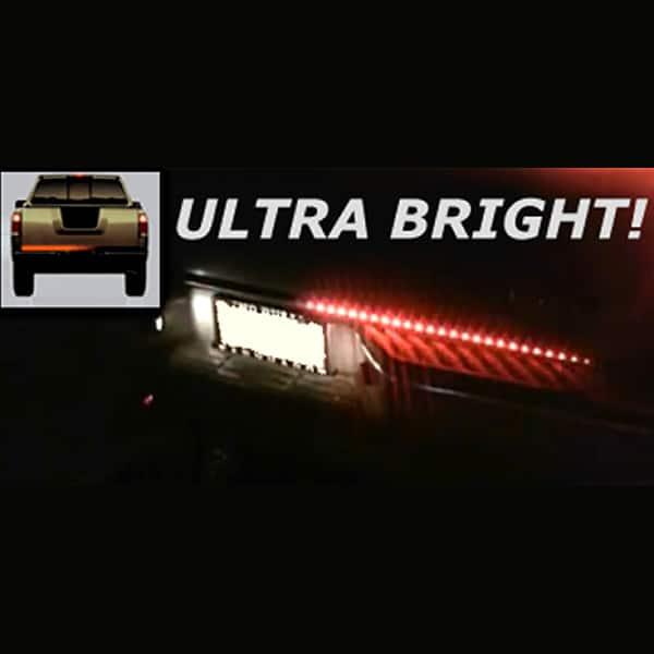"36"" Plasmaglow Night Raider LED Tailgate Truck Light Bar"