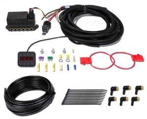 """AutoPilot V2 Digital Air Ride Management Kit (Includes: 3/8"""" AIR LINES)"""
