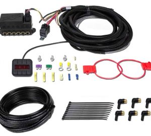 "AutoPilot V2 Digital Air Ride Management Kit (Includes: 3/8"" AIR LINES)"