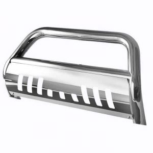 2005-2007 Ford F250, 350, 450, 550HD, Superduty 3 inch Stainless Bull Bar